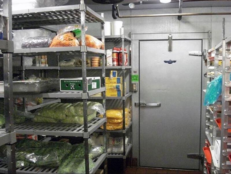 Nên lắp kho lạnh bảo quản ở đâu?
